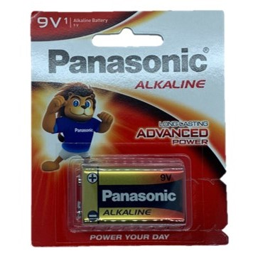 Wholesale Panasonic Batteries - 9V Size