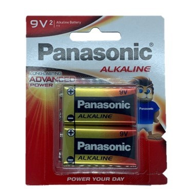Wholesale Panasonic Batteries - 9 Volt