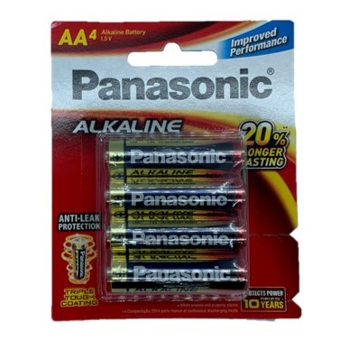 Wholesale Panasonic Batteries - AA Size