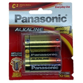 Wholesale Panasonic Batteries - C Size